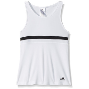 Oferta! Playera adidas Girls Tennis Club Tank Top Para Niñas