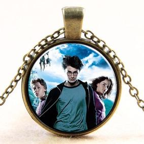 Harry Potter Retrato Colar Pingente Vintage