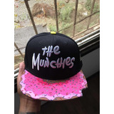 Gorro Jockey Snapback Cayler And Sons Simpson The Munchies 208c0e77d0c