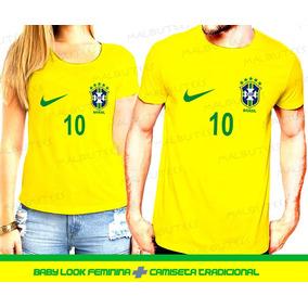 Camisetas Da Seleção Brasileira Atacado - Camisetas e Blusas no ... b9802ce430b2e