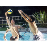 Kit Volleyball Piscina Kitsport