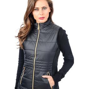 Chaleco Negro Dama - Chalecos de Mujer en Mercado Libre México 8c9706b6aa30