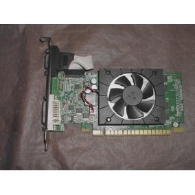 Tarjeta De Vídeo 1gb Nvidia G605 Ddr3 Pci Express