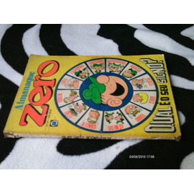 Almanaque Recruta Zero 10 - Rge ( Janeiro/ Fevereiro 1982)