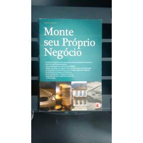 Livro Monte Seu Próprio Negocio Leandro Martins