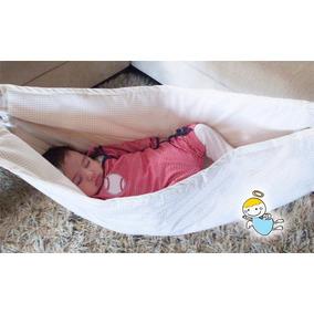 Redinha Para Criança, Rede De Berço Para Bebê, Dupla Face,
