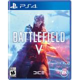 Battlefield V Ps4 Español Disponible