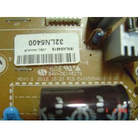 Placa Fonte 32ln536b Modelo Eax65284601 (1.0)