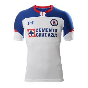 Jersey Playera Club Cruz Azul 2018  2019 Visitante f5ba1b86ad36b