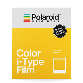 Papel Color Film For I-type