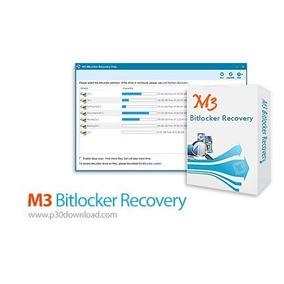 Software Profissional Da Recuperação Dos Dados De Bitlocker