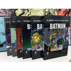 Colecao Graphic Novel Batman Catalismo Frete Gratis