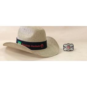 Kit Infantil Chapéu Juta Mangalarga + Fivela Cowboy Peão e74430c9bb0