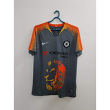f6f50b6b37 Camisa Treino Chelsea - Futebol no Mercado Livre Brasil