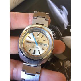 5157eaaa4c7 Relógio Antigo Etna Em Perfeito Estado De Conservação!