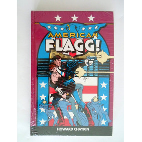 American Flagg! - Volume 1 Howard Chaykin Editora Mythos
