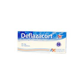 Deflazacort 30mg Caja X 10 Tab A.g.