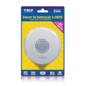 Sensor De Presença E/ou Iluminação 360° Epc