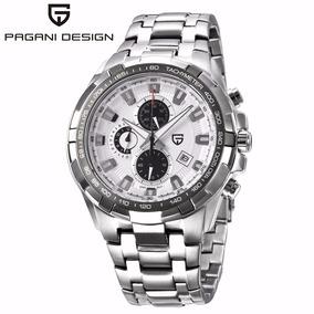 Reloj Pagani Design, Acero Inoxidable 316l, Contra Agua 30m