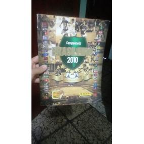 Álbum De Figurinhas Brasileirao 2010