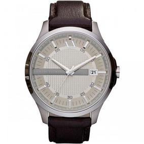 838fd27a48a81 Armani Exchange Analógico Masculino Ax2184 - Relógios no Mercado ...