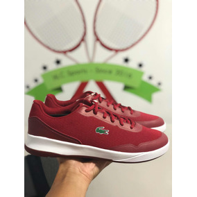 Lacoste Tênis Vermelho