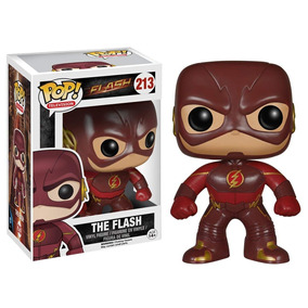 Boneco Funko Pop! The Flash Dc Comics Liga Da Justiça