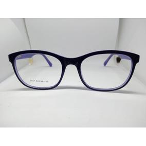 Armação Óculos Grau Feminino Flexível Original 2047 · R  99 90 15ee4a6831