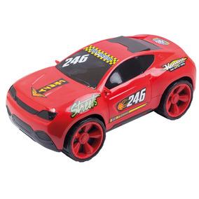 Carro Stock Kansas Vermelho 246f - Bs Toys