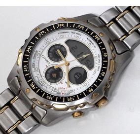 5a4a6bae990 Relogio Citizen Promaster Serie Ouro - Relógios no Mercado Livre Brasil