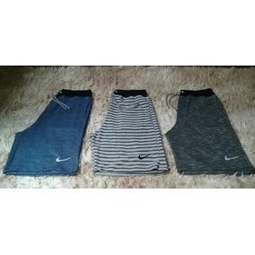 Kit Com 3 Bermuda Nike Masculina