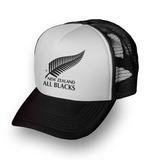 Gorra Trucker All Blacks Rugby Nueva Zelanda 4f014b50bd5