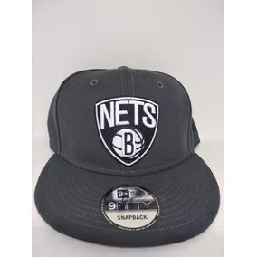 a785ee3ebea55 Gorra Brooklyn Nets New York New Era Nba 9fifty Snapback