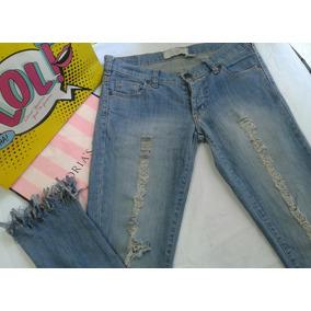 Pantalon 230efect Jeans Flecos Roto No Complot 47 Street 38 b994689f446a