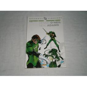 Lanterna Verde E Arqueiro Verde- Grandes Classicos