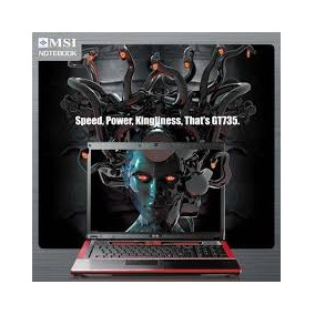Notebook Gamer Msi Gt 735