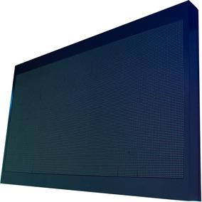 Painel De Led P10 De 200cm X 120cm Full Color, Suporta Vídeo