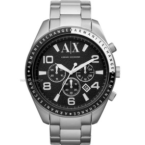Relogio Armani Exchange Ax1254 Novo - Caixa - Manual
