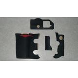 Juego De Pieles Para Cámara Nikon D300s (con Adhesivo)