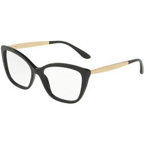 0f07fd3d37a23 Oculos Grau Dolce Gabbana - Óculos Armações Preto no Mercado Livre ...