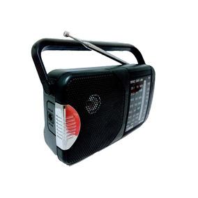 Rádio High Sensitivity 4 Faixas Ótimo Zona Rural Cmik Mk601b