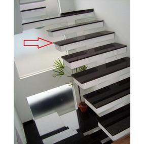 Escada Em Granito Preto