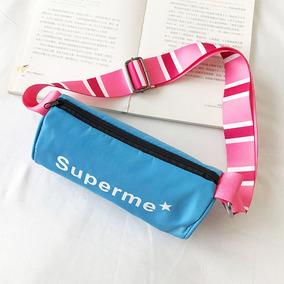 b211879ab1210d Supremo Color Lápiz Bolsa Hombro Mensajero Bolsa Mini Bolsa