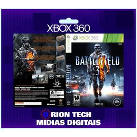 Battlefield 3 Xbox 360 Original - Mídia Digital