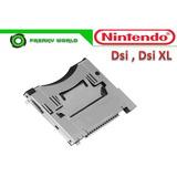 Slot Socket Nintendo Ds I, Dsi Xl Original Cartucho Consola
