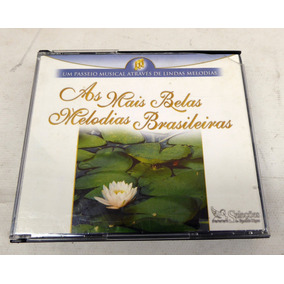 5186d0a5a6 5 Cds As 120 Mais Belas Melodias Sele Es Readers Digest - CDs de ...