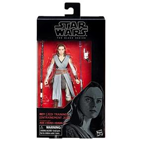 Star Wars Black Series Figura Rey Jedi Training