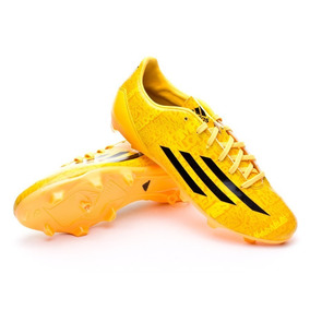 c5612382bb839 Botines Adidas - Botines Adidas Dorado en Mercado Libre Argentina