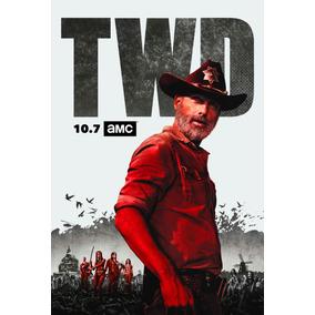 Dvd Serie The Walking Dead 9 Temporada + Frete Gratis