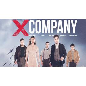 Série X Company 1ª E 2ª Temporadas Frete Gratis!